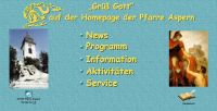 Website aspern.at 1999