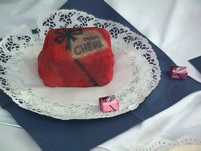 Mon Cherie Kuchen