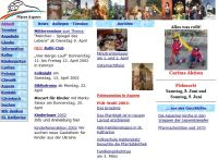 Website aspern.at 2002