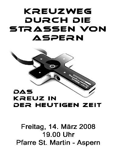 Kreuzweg 2008