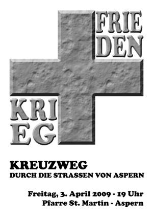 Kreuzweg 2009