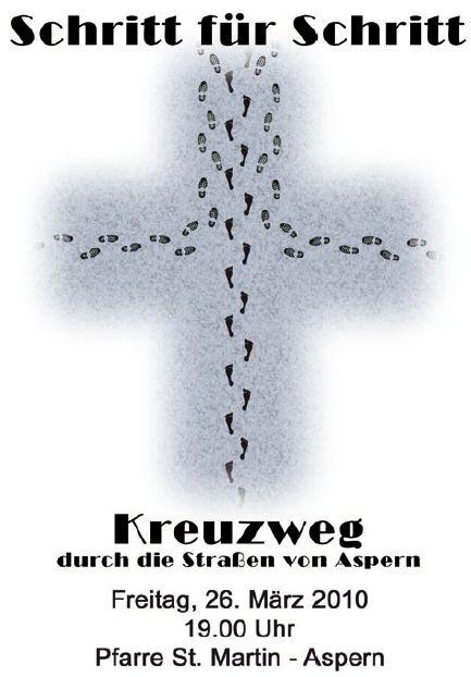 Kreuzweg 2010