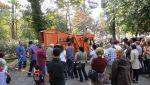 Dampfdreschen Erntedank 2012