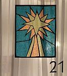 21. Dezember - Stern über Bethlehem