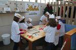 Besuch des Weihnachtsmarkts Hirschstetten