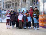 Eislaufen auf dem Rathausplatz