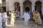 eritreische Hochzeit in Kana