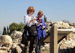 in Megiddo