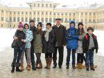 ukrainische Kinder in Wien