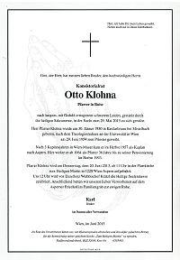 Parte Otto Klohna