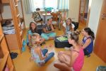 Kinderlager 1. Tag