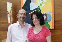 Markus und Petra Pories