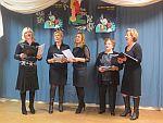 Chor der kroatischen Gemeinde