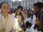 Prozession und Marienvesper