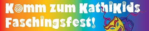 Faschingsfest der Kathi-Kids