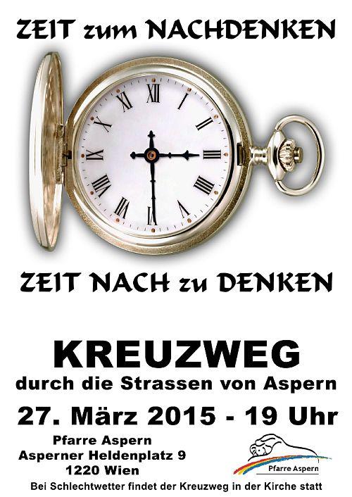 Kreuzweg 2015
