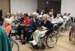 Sternsingen im Pflegeheim