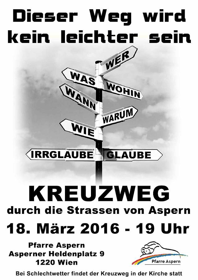 Kreuzweg 2016