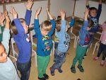 """Die """"Frühling in Kindergarten"""""""