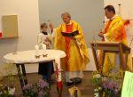 Segnung St. Edith Stein