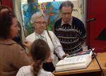 Evangeliar in St. Katharina