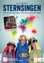 Sternsingeraktion 2017