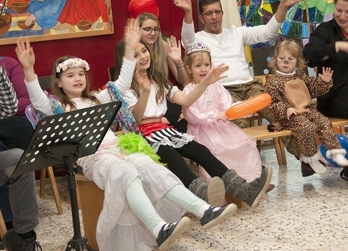 Musikalisches Faschingsfest