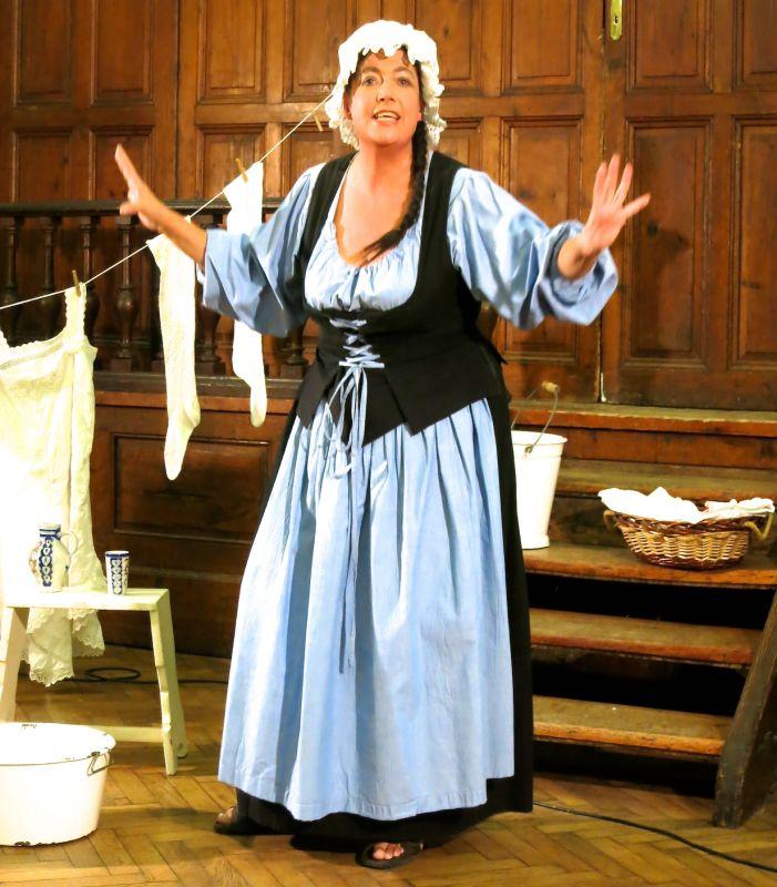 Das Wäschermädl Marie