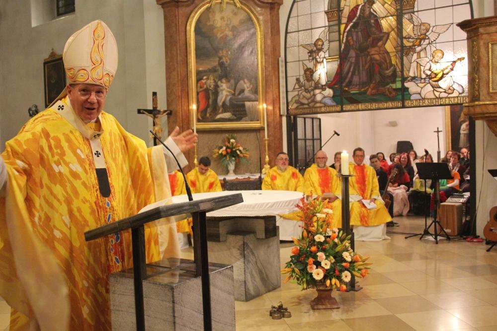 Festgottesdienst - hl. Messe