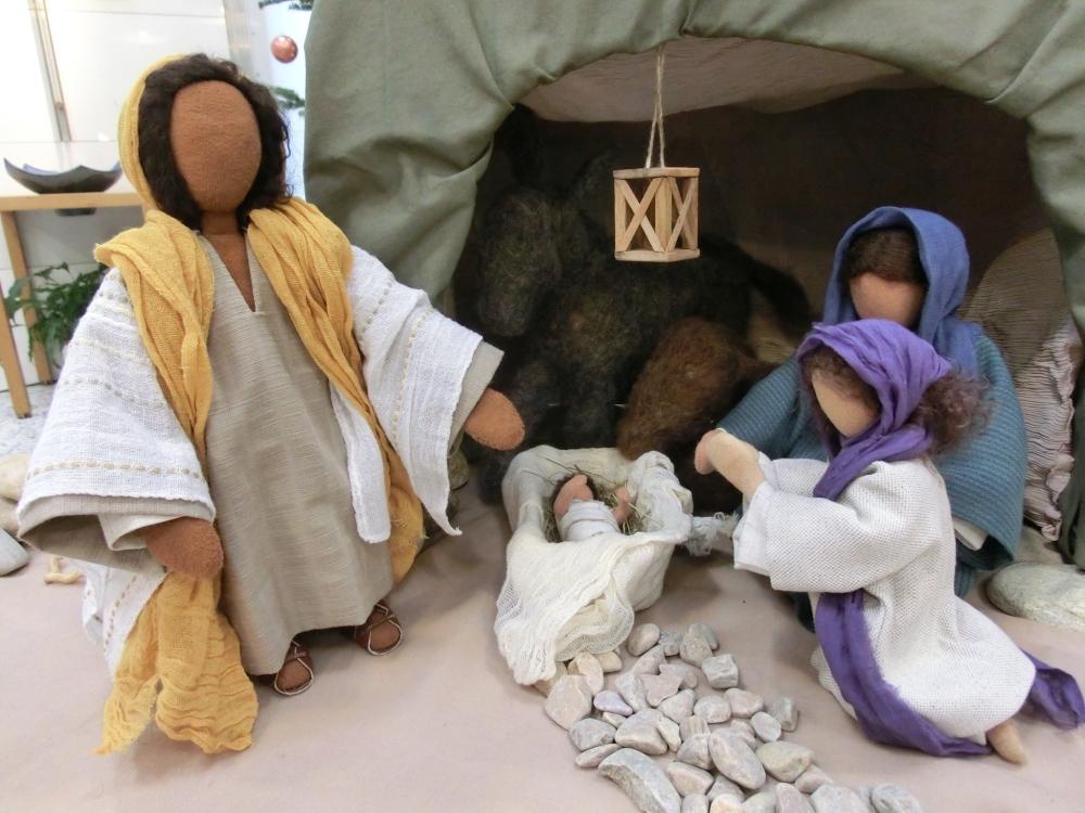 Weihnachten - Gott zeigt uns sein Gesicht