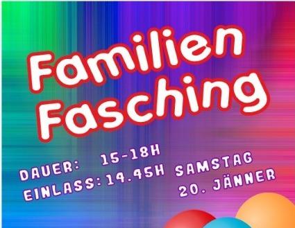 Familienfasching