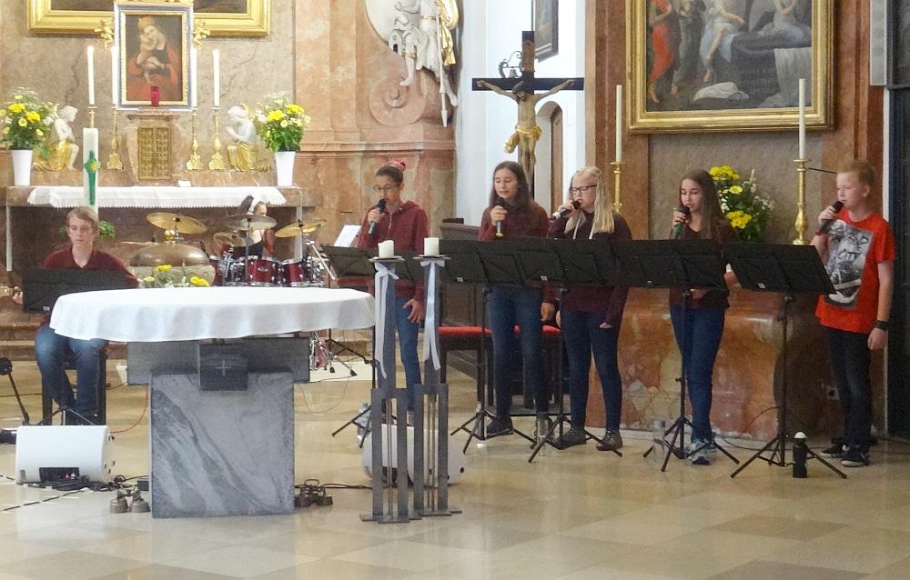 Worship Teens