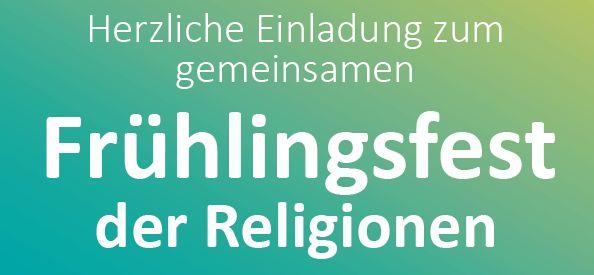 Frühlingsfest der Religionen