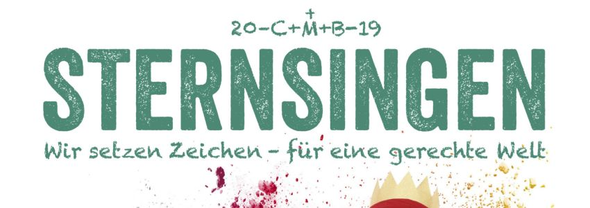 Sternsingen - Dreikönigsaktion 2019