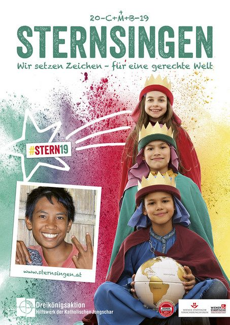 Sternsingeraktion 2019