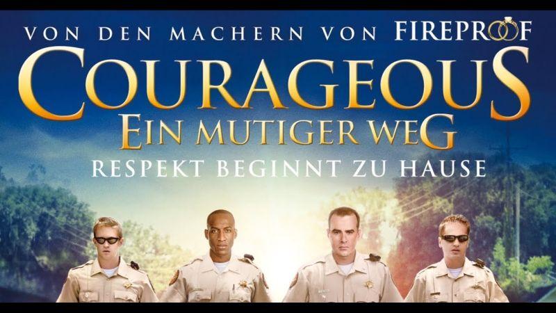 """Filmabend """"Courageous - Ein mutiger Weg"""""""