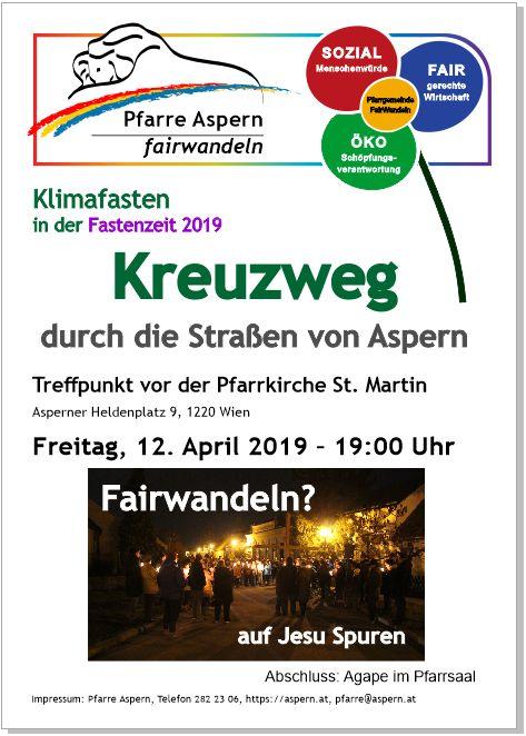 Kreuzweg 2019
