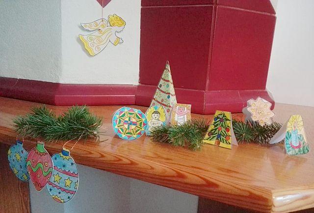 Weihnachstsbasteln
