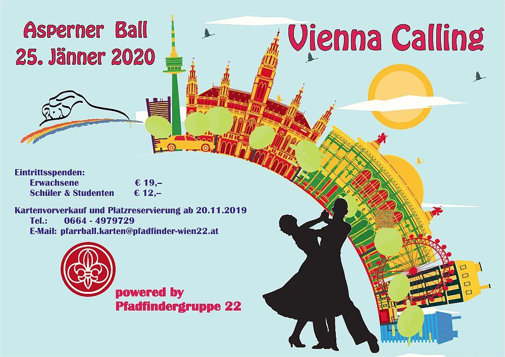 Vienna Calling – Asperner Ball 2020