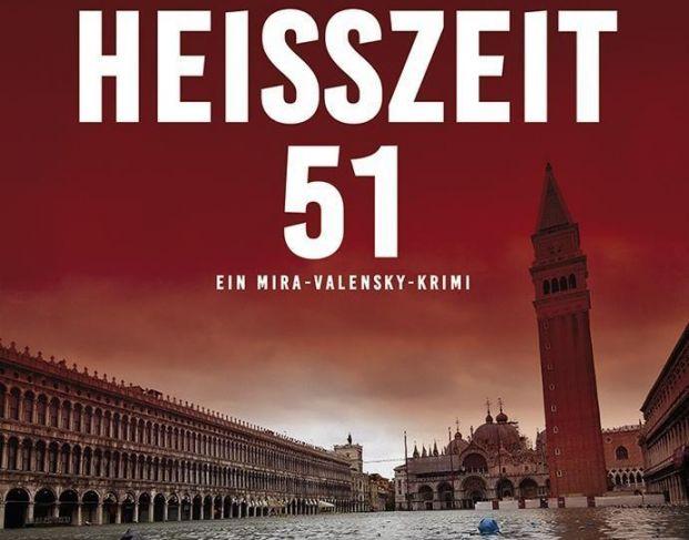 Krimilesung: HEISSZEIT 51