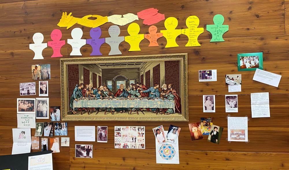 Kommunion-Erlebnis-Kurs in St. Katharina