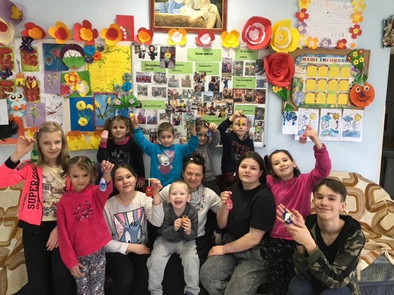 Nachrichten vom Kinderheim in Kiew