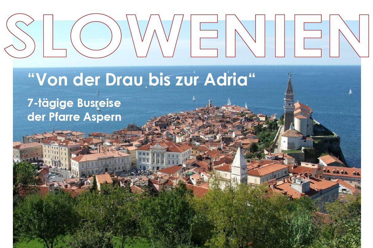 Slowenien war eine Reise wert