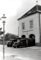 Haus der Feuerwache Aspern - Wimpffengasse 8 - Bild von Fr. Höppel