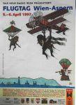 """Plakat für den """"Abschiedsflugtag 1997"""""""