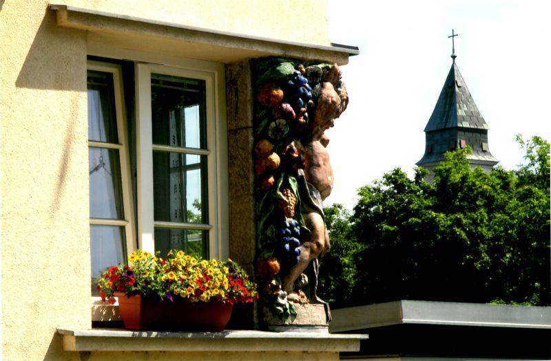 Gemeindebauten in Aspern
