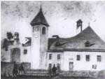 der alte Gemeindeturm