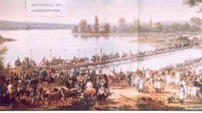 Donauüberquerung
