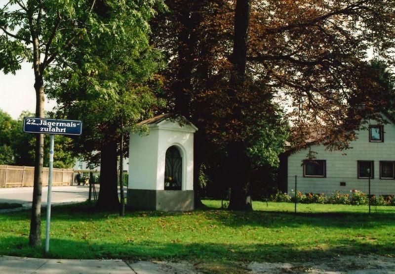 Die Kapelle am Jägermais