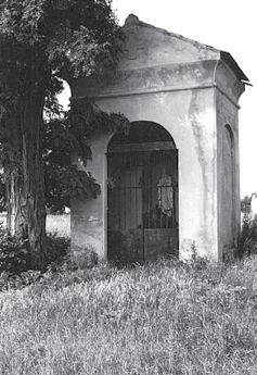 Kapelle im Jahr 1959
